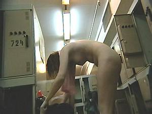 Lockerroom voyeur video camera 3